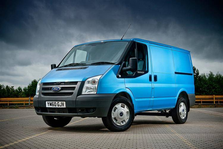 Ford Transit (2006 - 2013) used car review