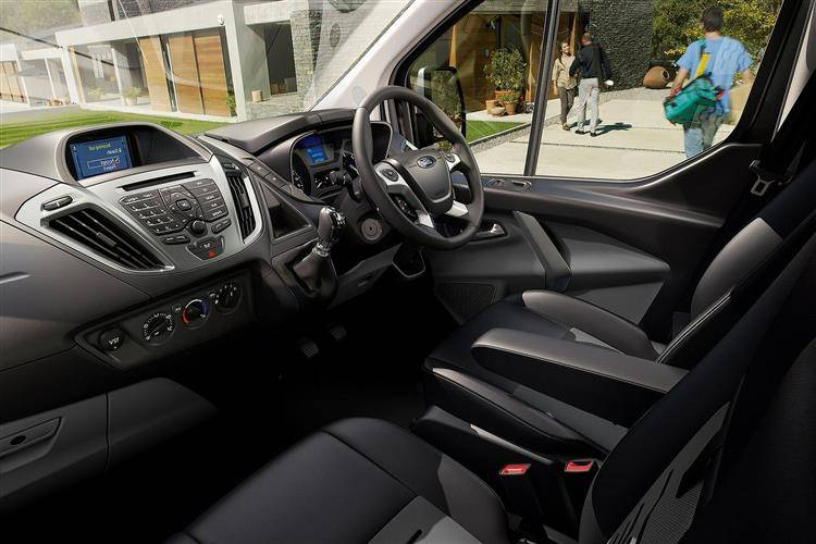 Ford Transit Custom (2013 - 2018) used car review