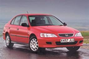 Honda Accord (1998 - 2002) used car review
