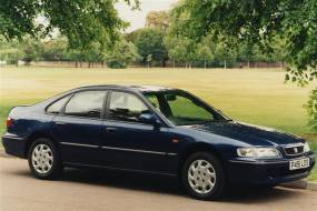 Honda Accord (1989 - 1998) used car review