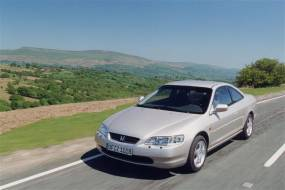 Honda Accord Coupe (1998 - 2001) used car review