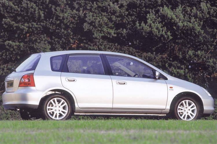 Honda Civic (2000 - 2005) used car review