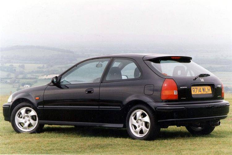 Honda Civic - 3dr Hatch & Saloon (1987 - 2001) used car review