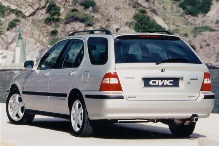 Honda Civic Aerodeck Estate (1998 - 2001) used car review