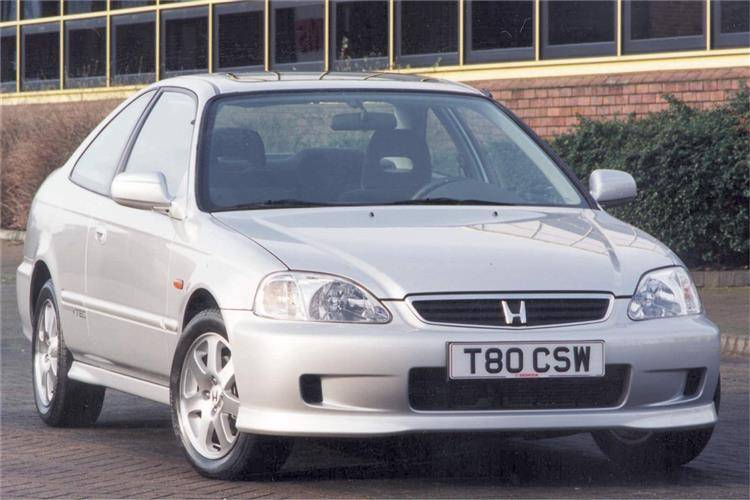 Honda Civic Coupe (1994 - 2002) used car review