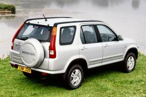 Honda CR-V (2002 - 2006) used car review