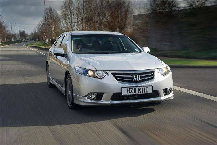Honda Accord (2011 - 2015) used car review
