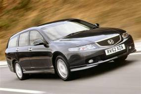 Honda Accord Tourer (2003 - 2008) used car review