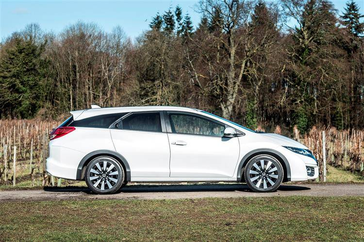Honda Civic Tourer >> Honda Civic Tourer 2013 2017 Used Car Review Car