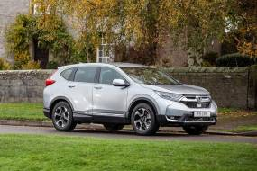 Honda CR-V (2018 - 2020) used car review