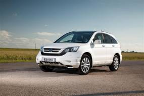 Honda CR-V (2010 - 2012) used car review