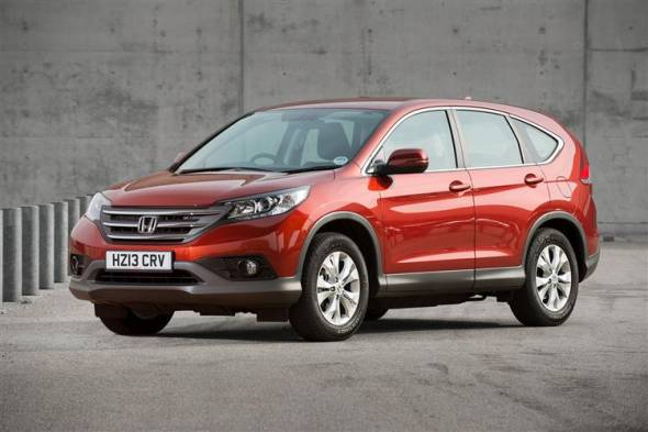 Honda CR-V (2013 - 2015) used car review