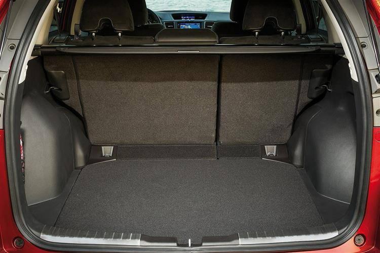 Honda CR-V (2015 - 2018) used car review
