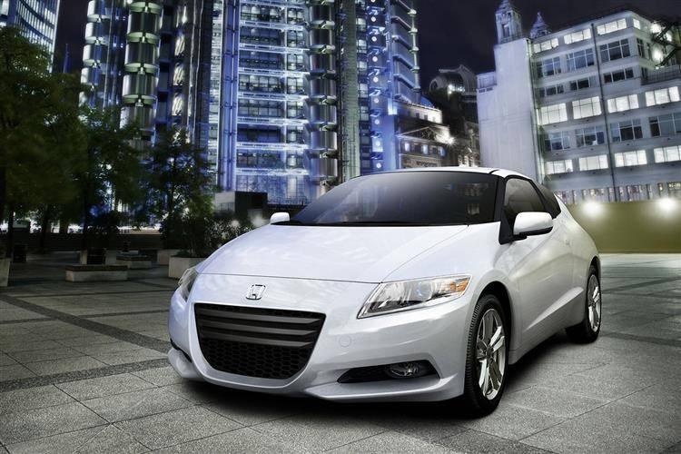 Honda CR-Z (2010 - 2012) used car review