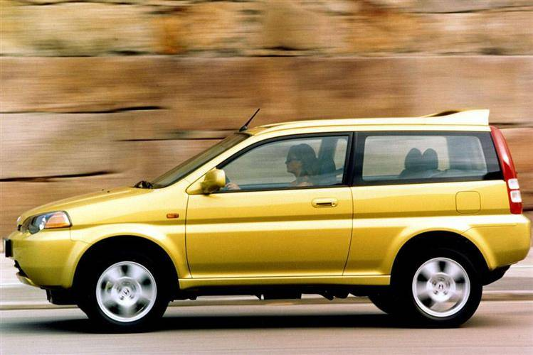 Honda HR-V (1999 - 2005) used car review