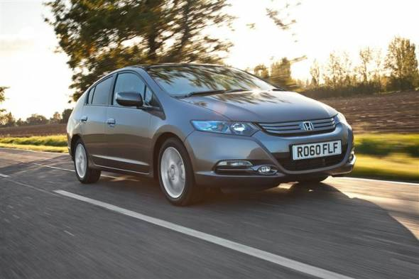 Honda Insight (2009 - 2014) used car review