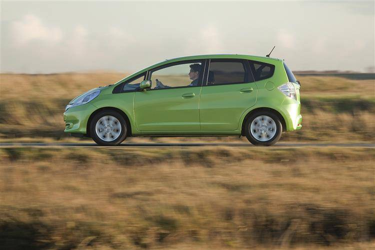 Honda Jazz Hybrid (2011 - 2015) used car review