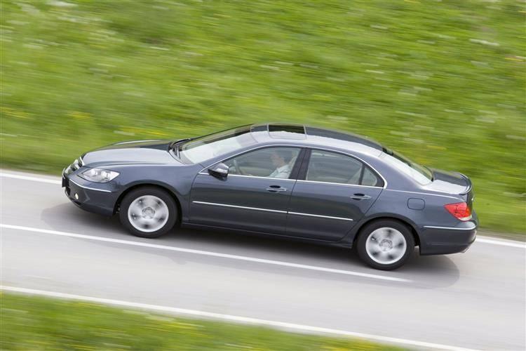 Honda Legend (2006 - 2010) used car review