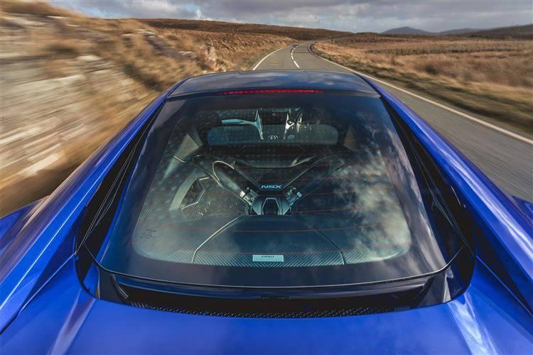 Honda NSX (2016 - 2018) used car review