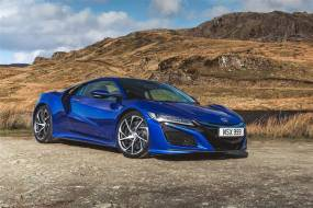 Honda NSX (2016 - 2018) used car review