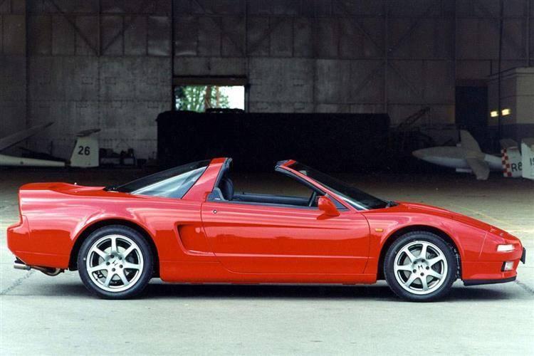 Honda NSX (1990 - 2005) used car review