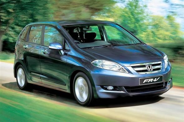 Honda FR-V (2004 - 2009) used car review