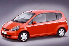 Honda Jazz (2001 - 2008) used car review