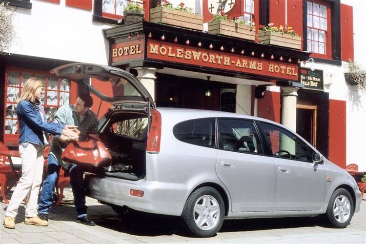 Honda Stream (2001 -  2005) used car review