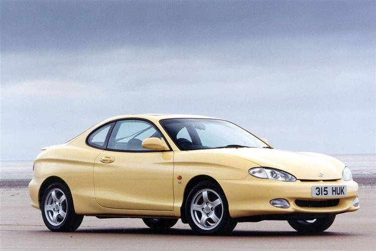 Hyundai Coupe (1996 - 2002) used car review