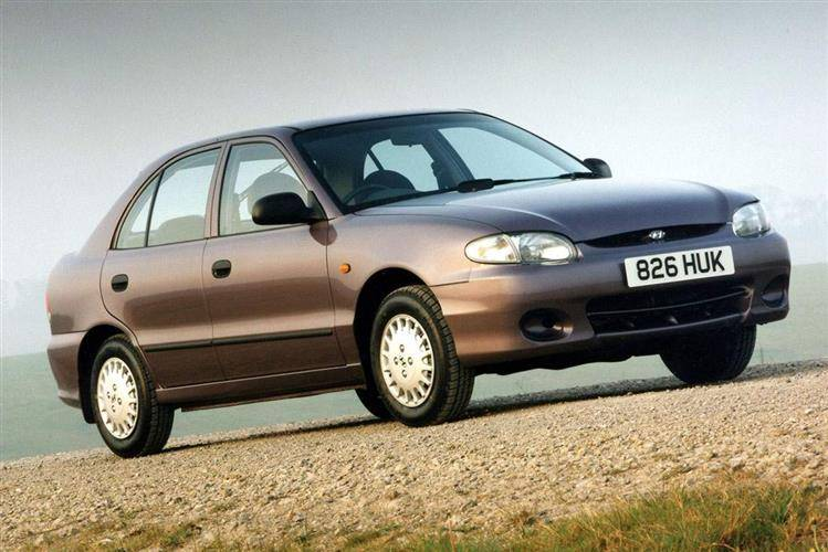 Hyundai Accent (1994 - 2000) used car review