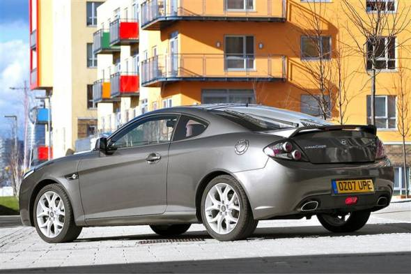 Hyundai Coupe (2002-2010) used car review