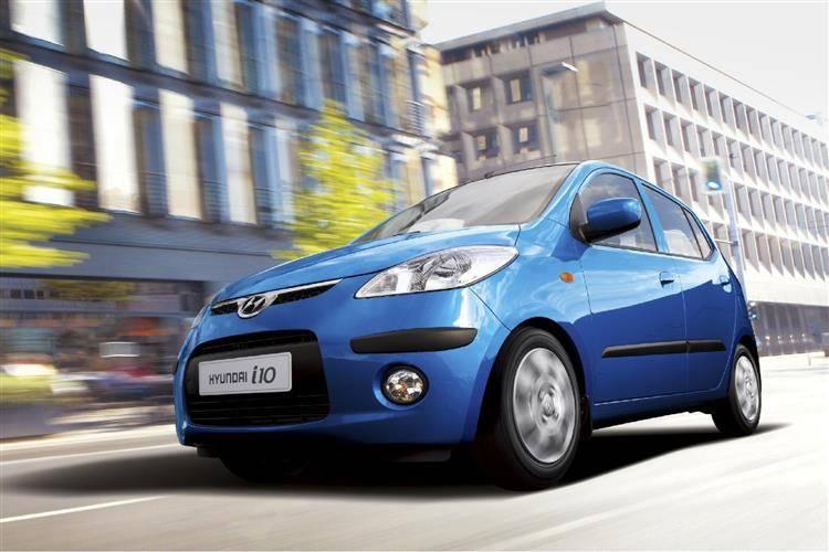 Hyundai i10 (2008 - 2010) used car review