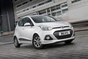 Hyundai i10 (2014 - 2016) used car review