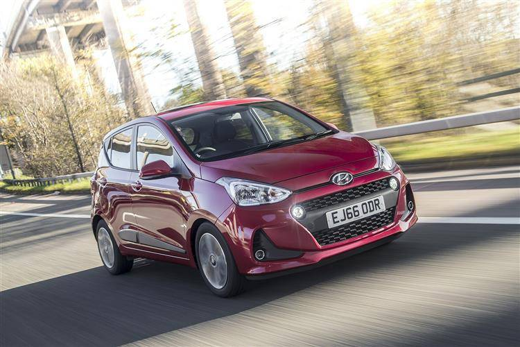 Hyundai i10 (2017 - 2019) used car review