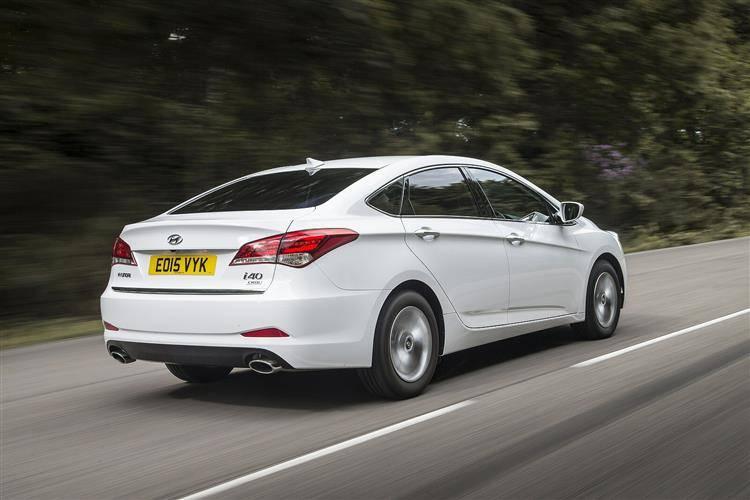 Hyundai i40 (2011 - 2019) used car review
