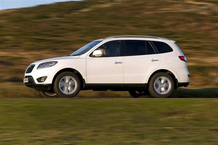 Hyundai Santa Fe (2010 - 2012) used car review
