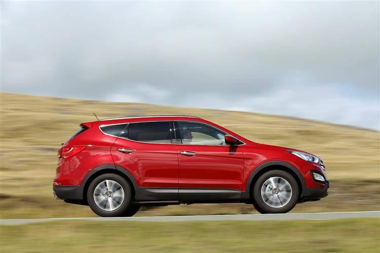 Hyundai Santa Fe (2012 - 2017) used car review