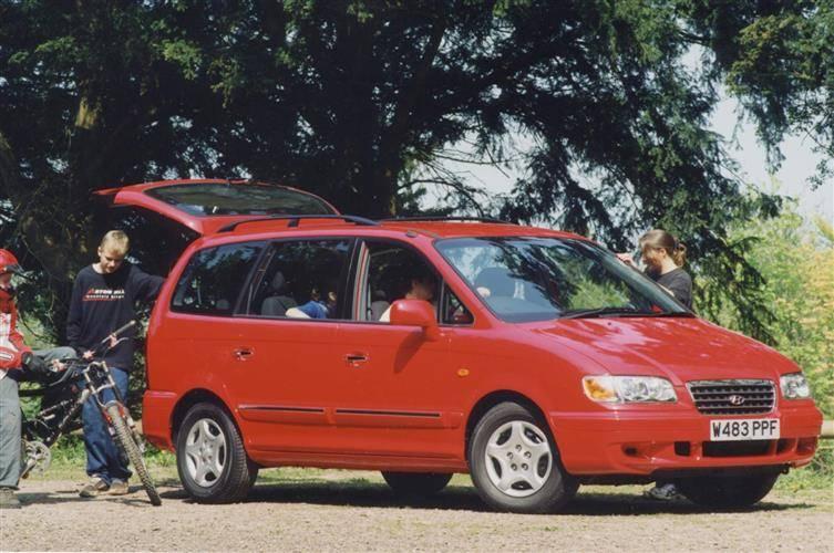 Hyundai Trajet (2000 - 2008) used car review