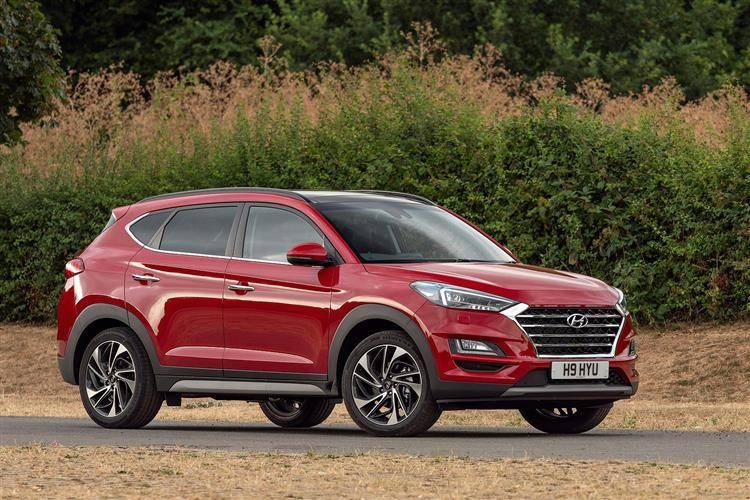 Hyundai Tucson (2018 - 2020) used car review