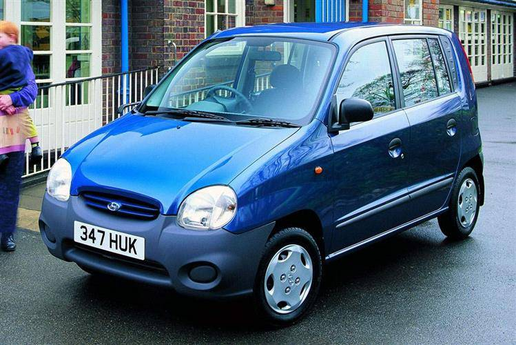 Hyundai Atoz (1998 - 2000) used car review