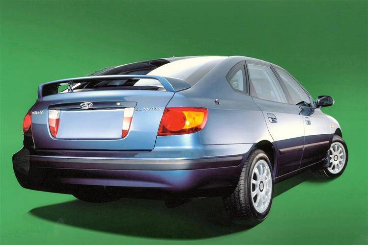 Hyundai Elantra (2001 - 2006) used car review