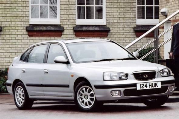 Hyundai Elantra (2001 - 2006) used car review