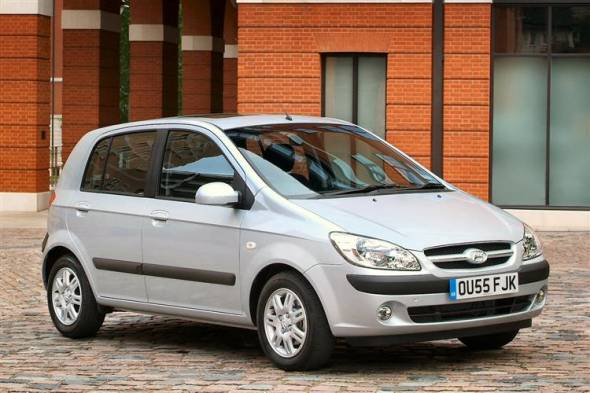 Hyundai Getz (2002 - 2009) used car review