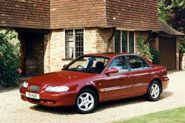 Hyundai Sonata (1989 - 2005) used car review