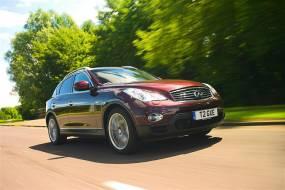 Infiniti EX / Infiniti QX50 (2009 - 2018) used car review