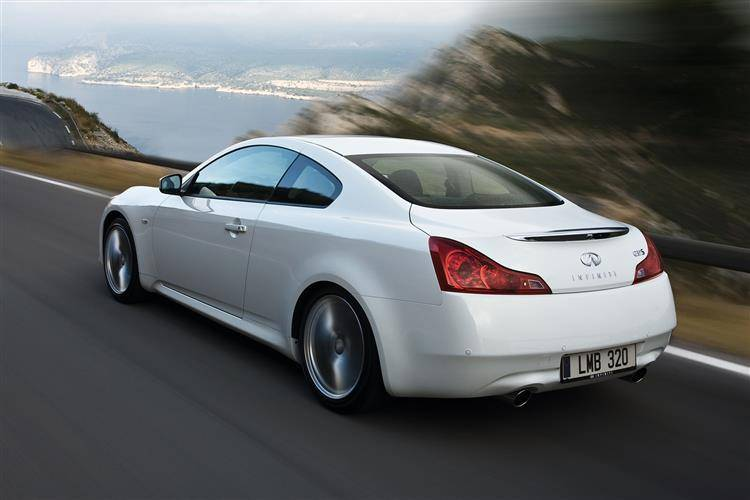 Infiniti G37 Coupe (2009 - 2013) used car review