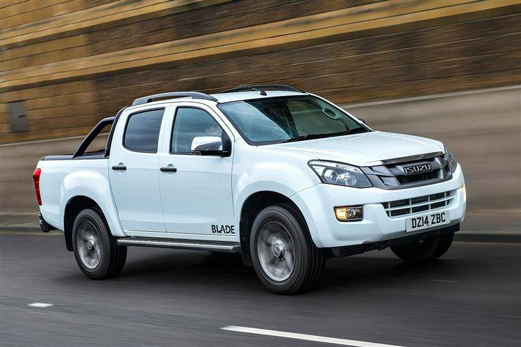 Isuzu D-MAX Blade (2014 - 2015) used car review