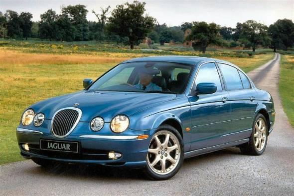 Jaguar S-TYPE (1999 - 2007) used car review