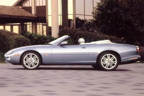 Jaguar XK8 (1996 - 2006) used car review