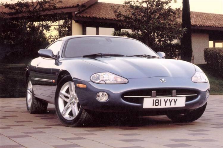 Jaguar XK8 4.2 Petrol 1999 New Car Battery